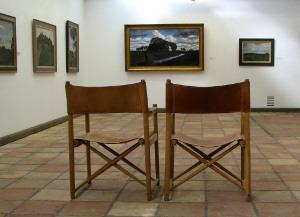 Ausstellung, original by Karin Jung, pixelio.de