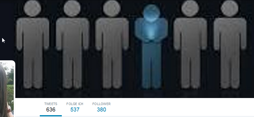 Fake Account Twitter